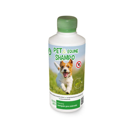 pet&equine shampo 250ml 03 nahled lahve